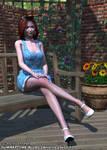 Summertime Blues 5 - Annette Lake