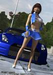 Heart Racing Girl 1 - Jenna Asakura