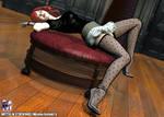 Hottie In Stockings 6 - Mizuho Katoki