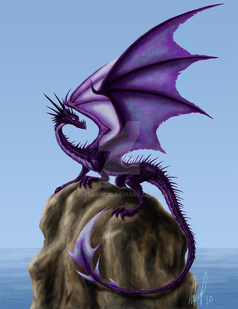 Dragon Rock by aperraglio