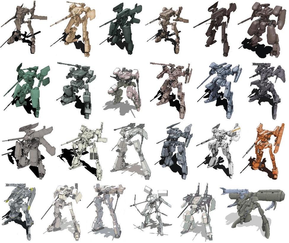 Steel Battalion Wallpaper by Arkensark