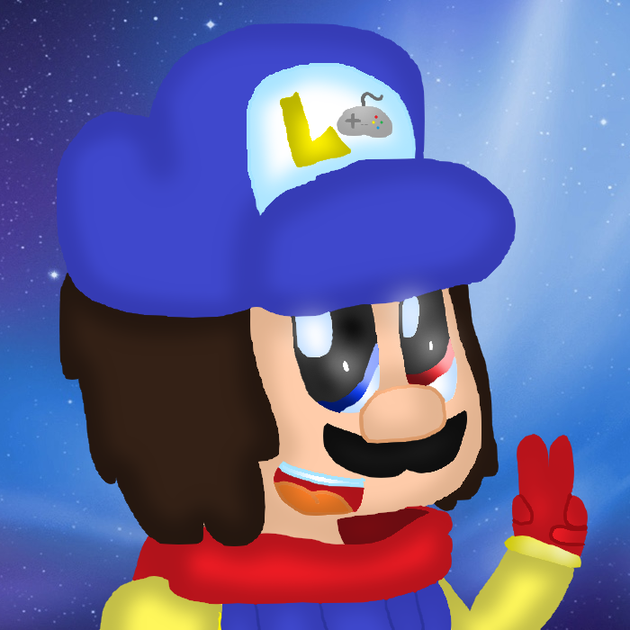 LuigiBrosGaming (New Profile Pic) by cjc728