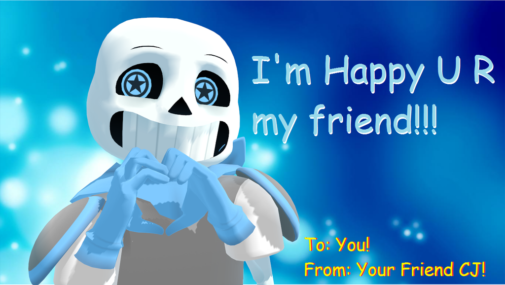 Valentines Day Card #2 (BlueBerry) by cjc728