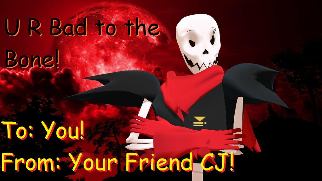 Valentines Day Card #6 (KitKat) by cjc728