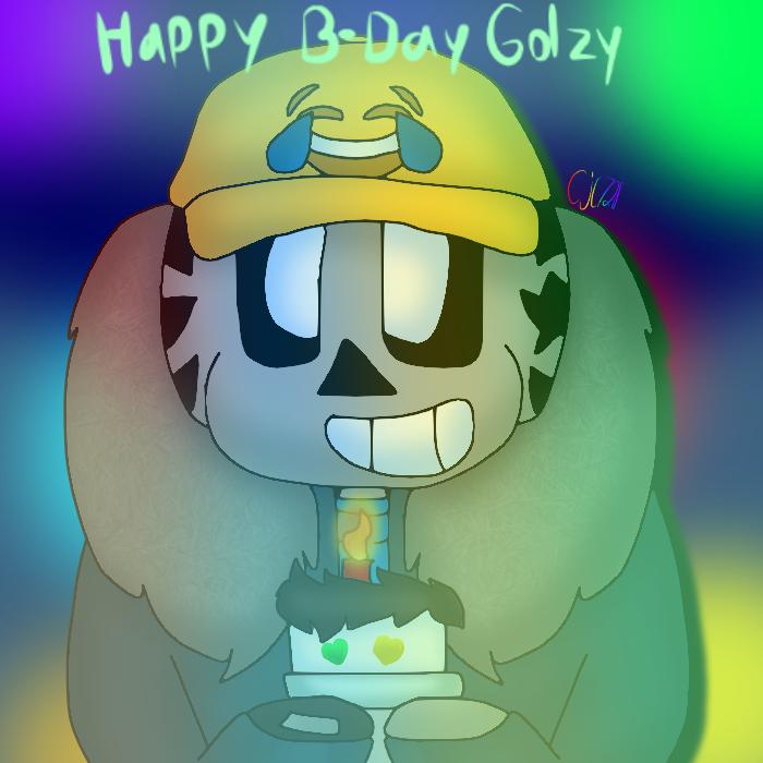 !!!Happy Birthday Golzy!!! by cjc728