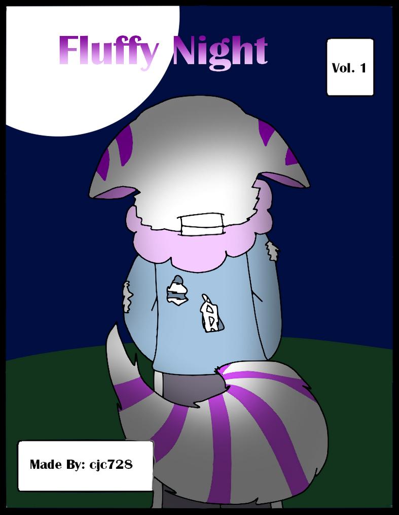 Fluffy Night Cover by cjc728