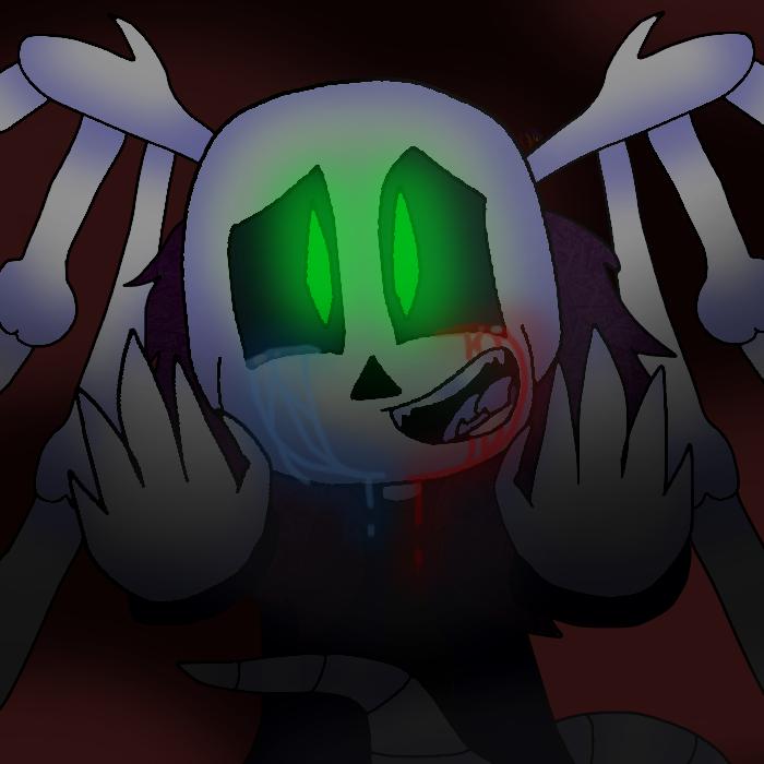 I-I-I-I'm Not Evil!? (Remake) by cjc728