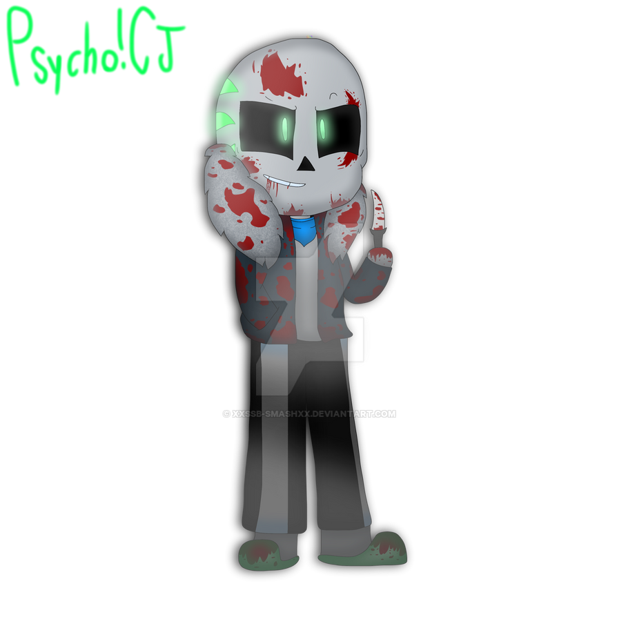 Psycho!CJ (Full Body) by cjc728