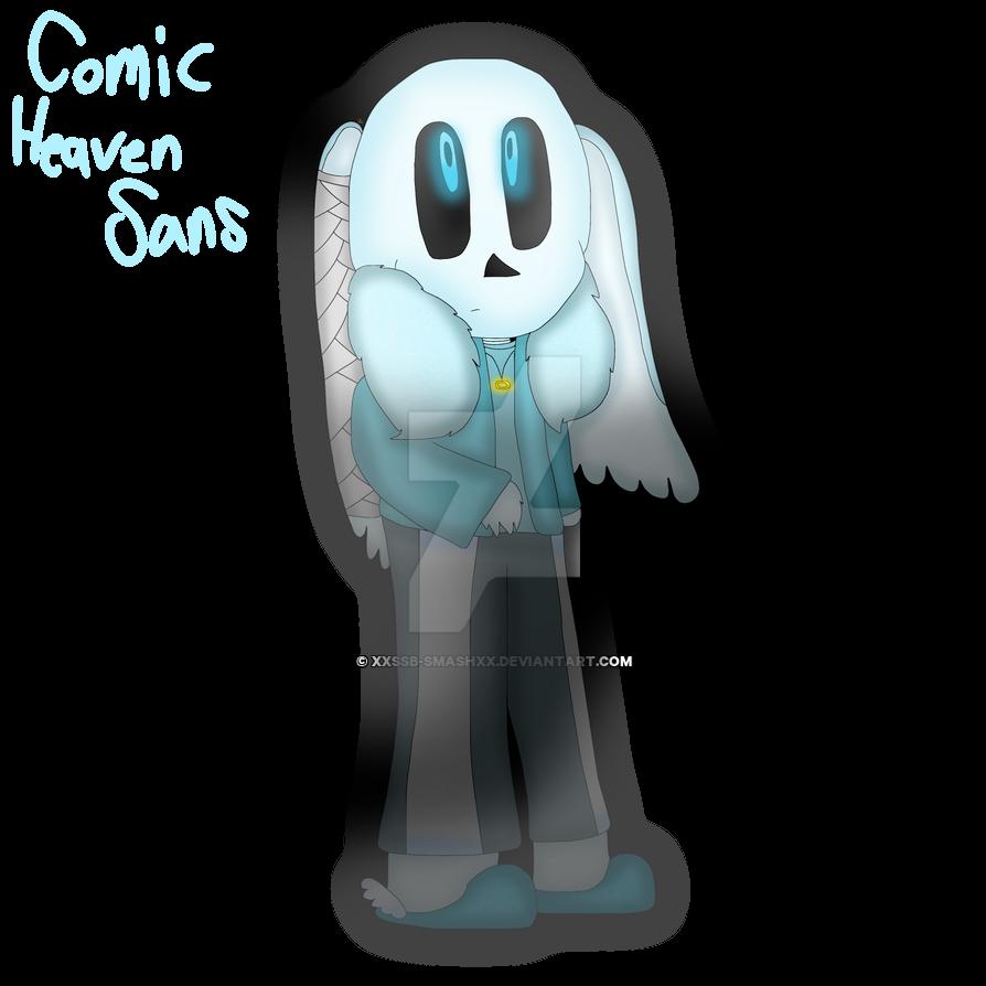 Comic Heaven Sans (Full Body) by cjc728