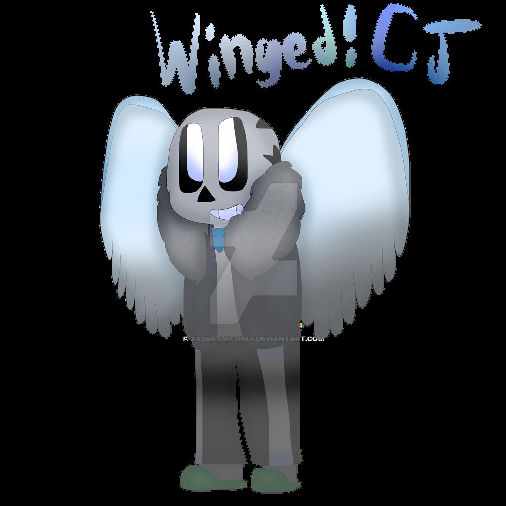 Winged!CJ {Request #44} by cjc728