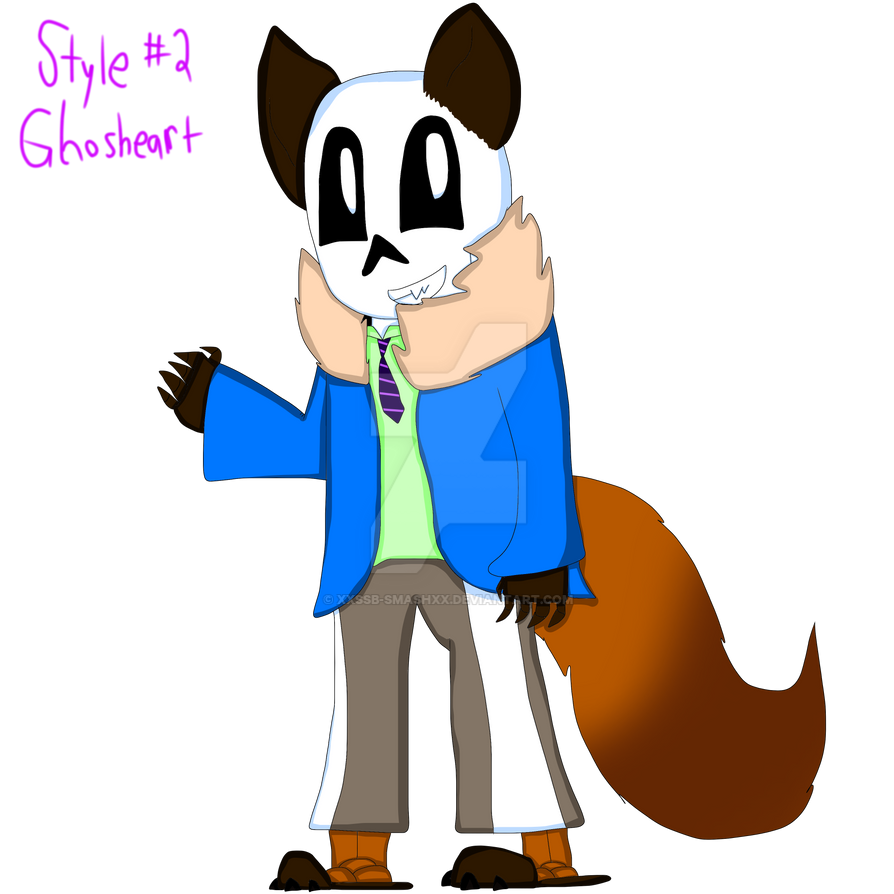 Style #2: GhosHeart by cjc728