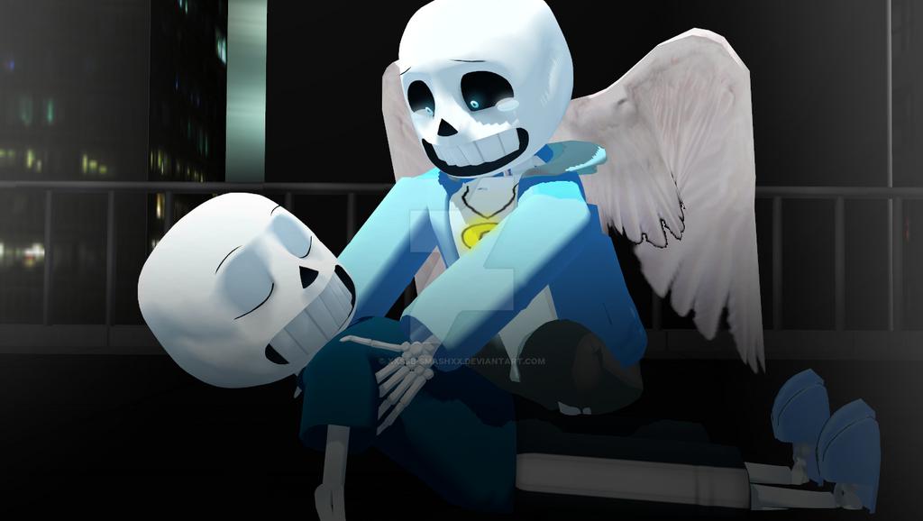 Don't Die on Me Buddy! by cjc728