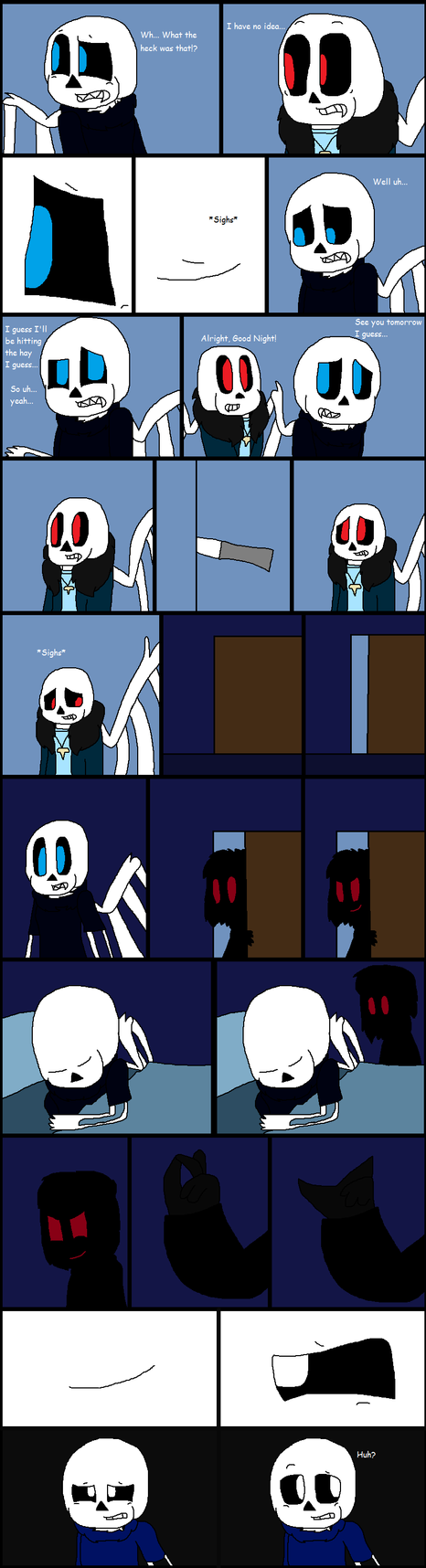 Evil Massacre Page 39 by cjc728