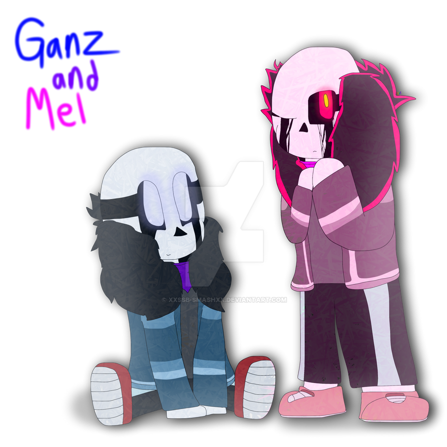 Ganz and Mel [GIFT] by cjc728
