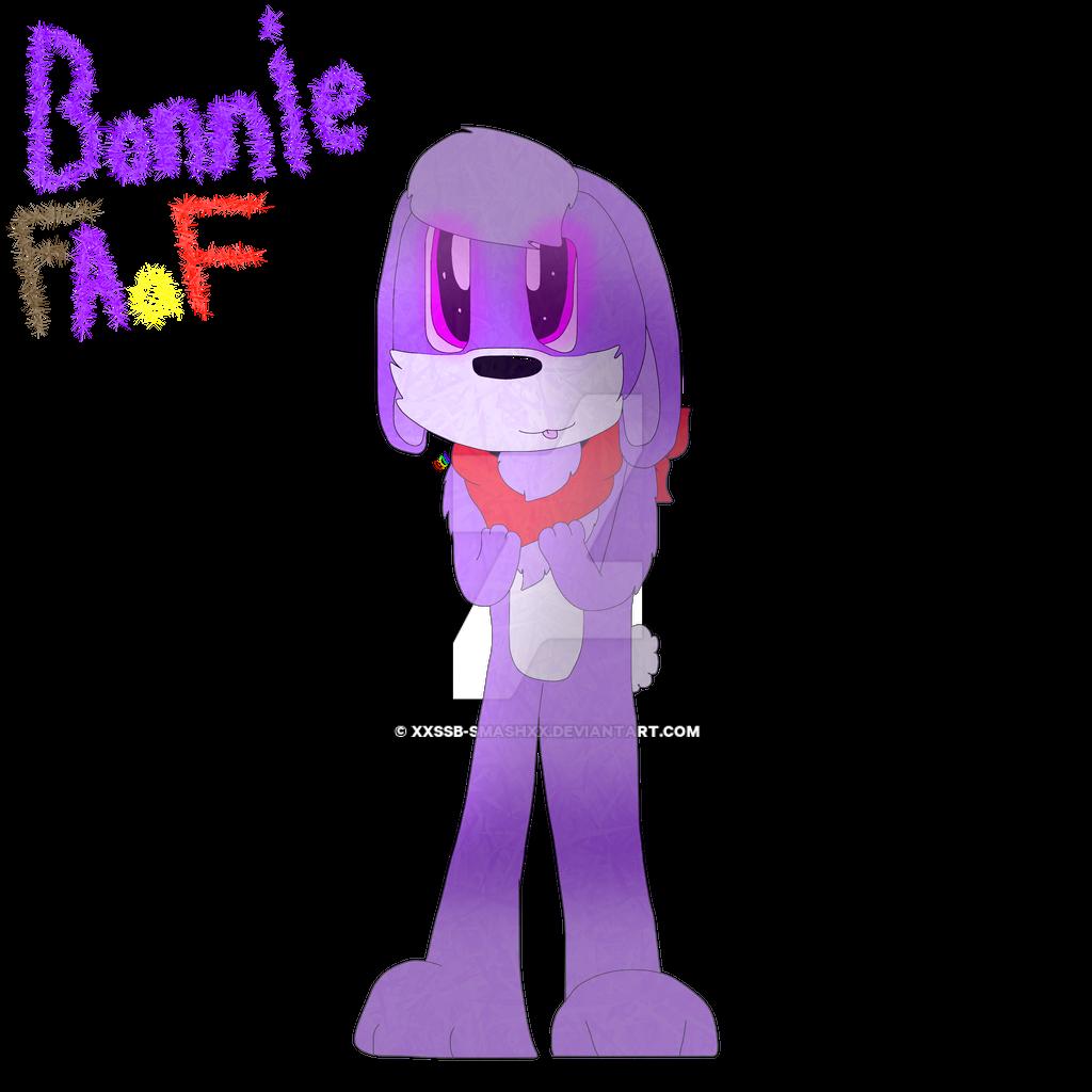 Bonnie The Bunny [FNaF AU] by cjc728