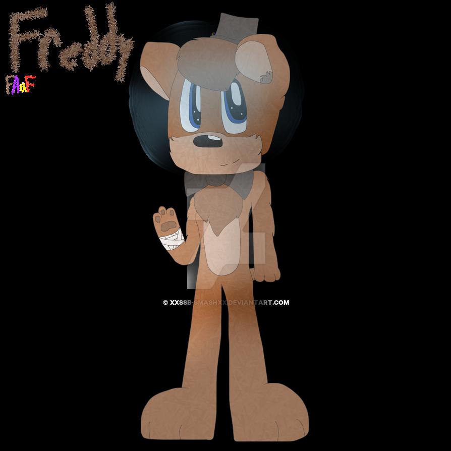 Freddy Fazbear [FNaF AU] by cjc728
