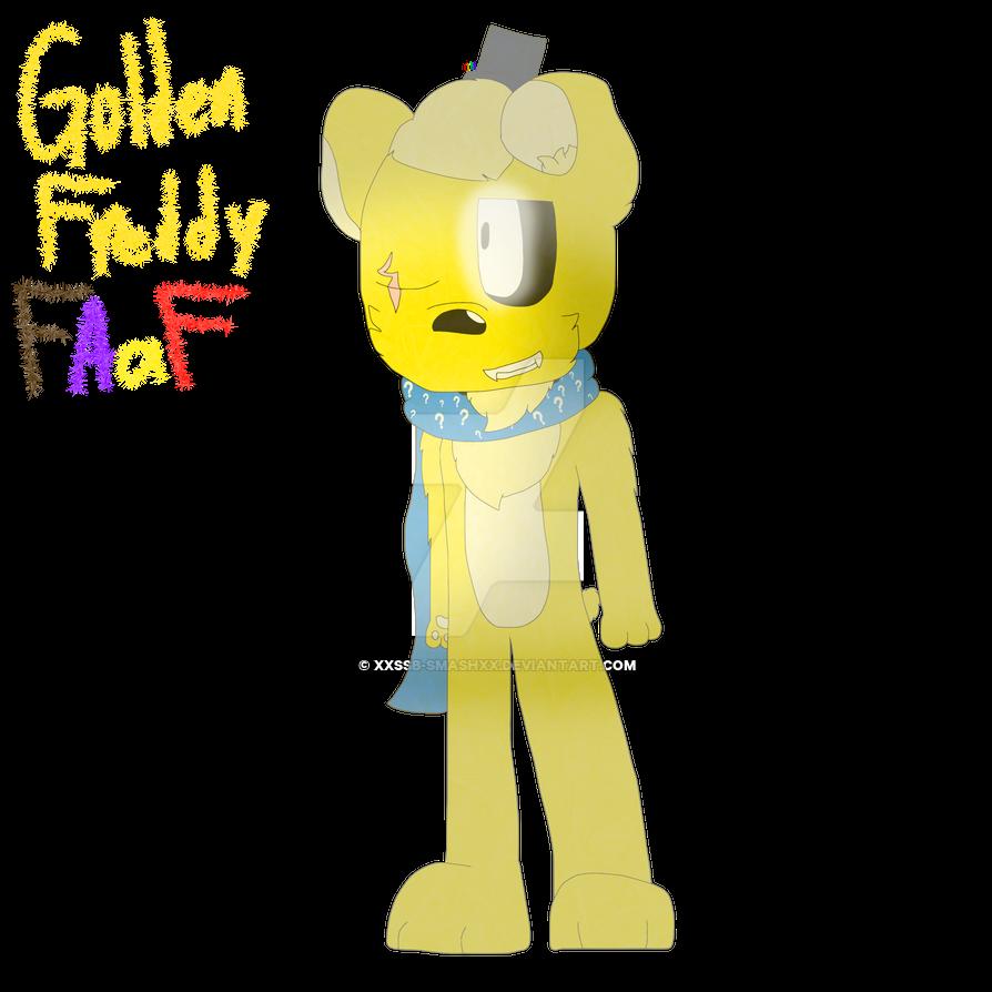 Golden Freddy [FNaF AU] by cjc728