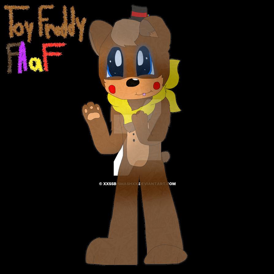 Toy Freddy [FNaF AU] by cjc728