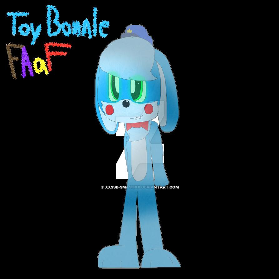 Toy Bonnie [FNaF AU] by cjc728