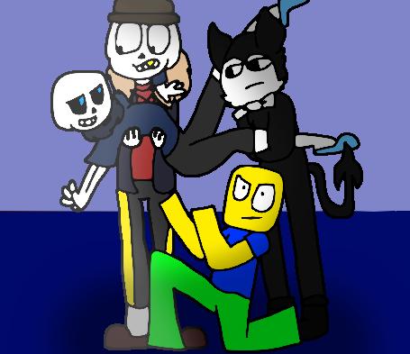 Draw The Squad #2 by cjc728
