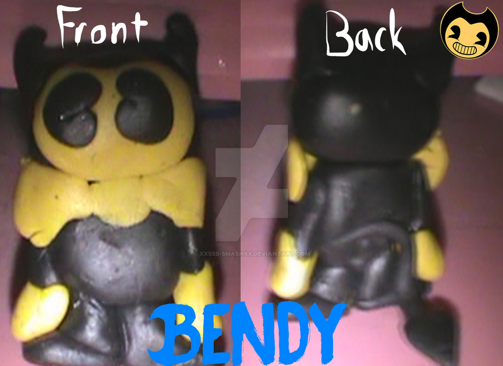 Mini Clay Bendy [MINI CLAY MODELS #1] by cjc728
