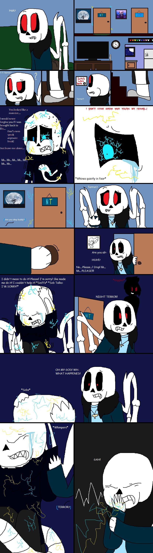 Evil Massacre Page 41 by cjc728