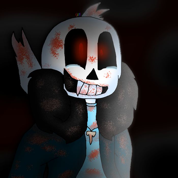Halloween Pic #1: Broken and Smiling by cjc728