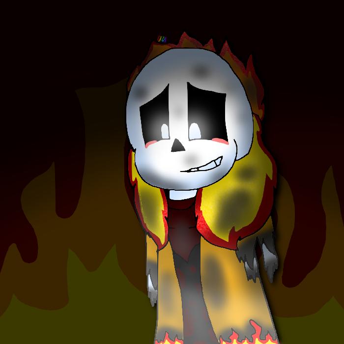 Halloween Pic #6: Burnt Limbs by cjc728