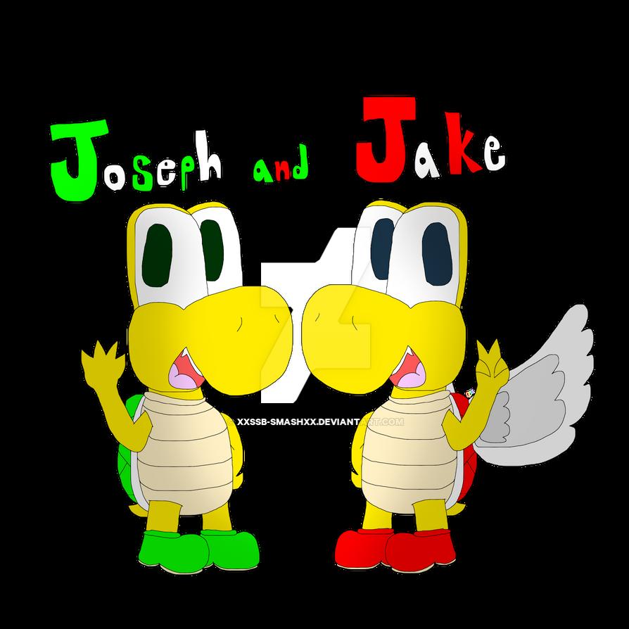 Joseph and Jake [SML FanArt] by cjc728