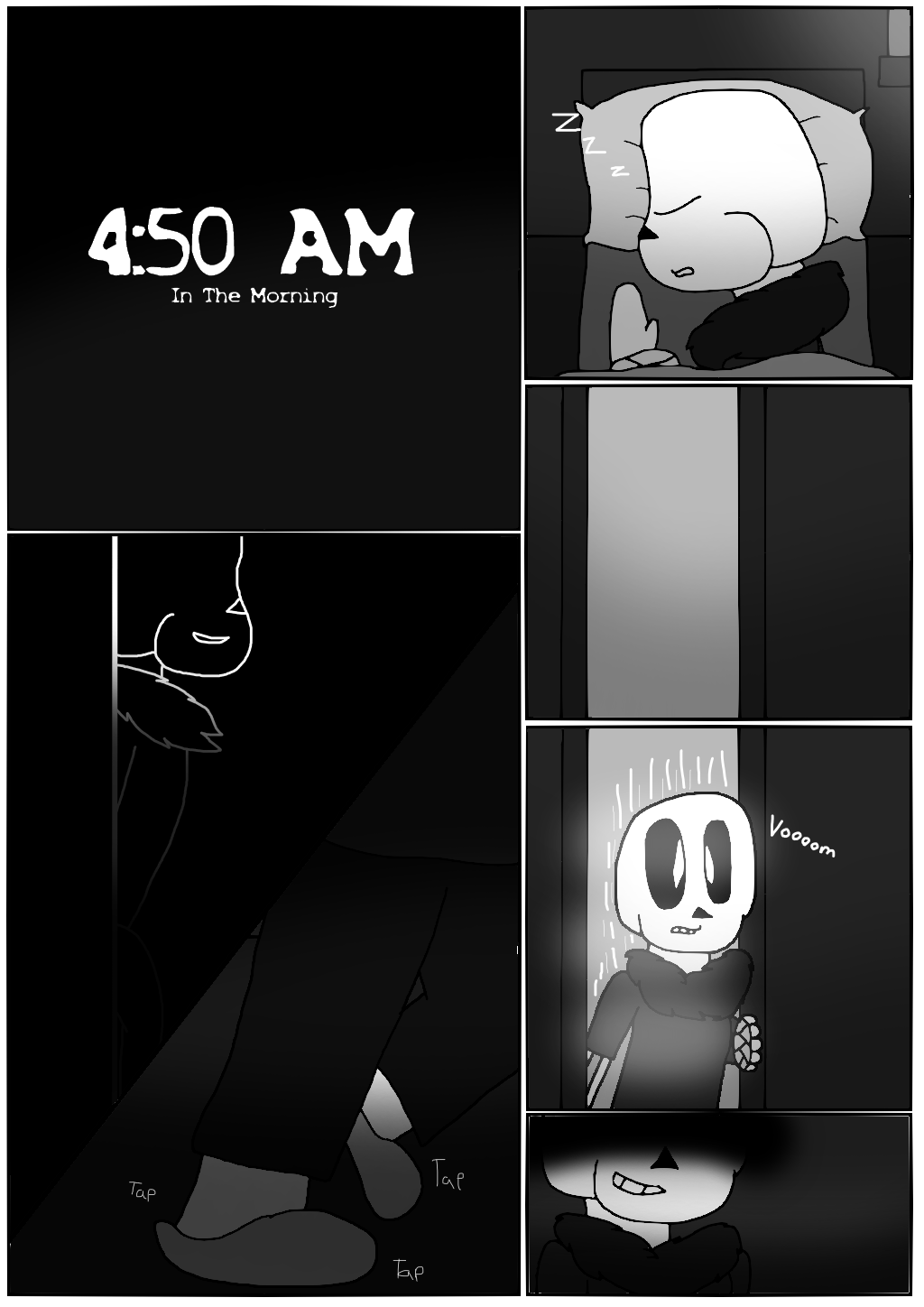 Terrors On End Ch. 1 Page 1 by cjc728