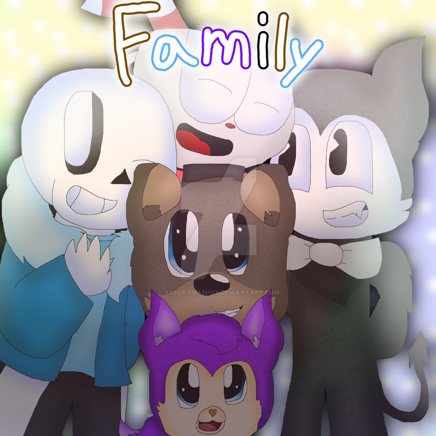 Fandom Family by cjc728