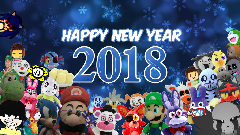 New Years Special 2018 by cjc728
