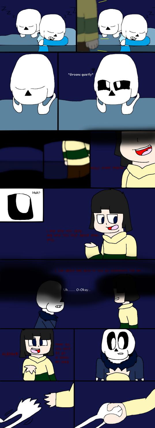 Evil Massacre Page 43 by cjc728