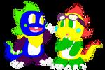 [Inktober #12] Bubble Bubble by xXSSB-SmashXx
