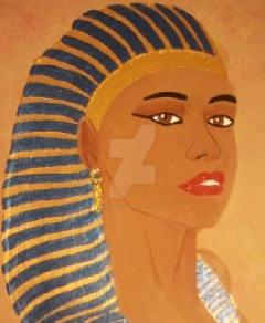 Egytian  Beauty  2 by soulman1964