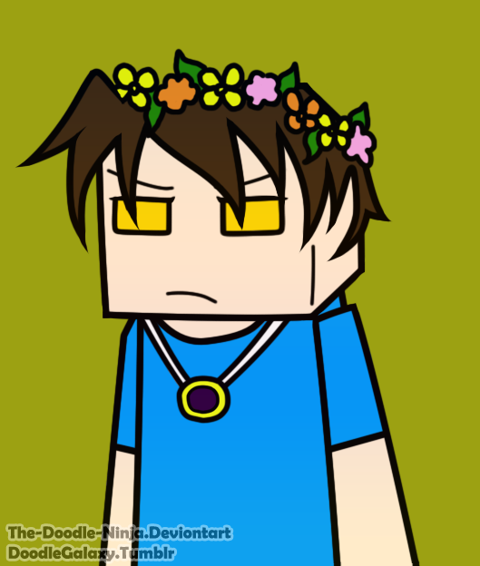 Skybrine Flower Crown c: by The-Doodle-Ninja on DeviantArt