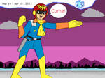 Gender Swapped Captain Falcon by Rage-DSSViper-Sigma