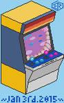 Small Video Arcade - Sneak Peek by Rage-DSSViper-Sigma