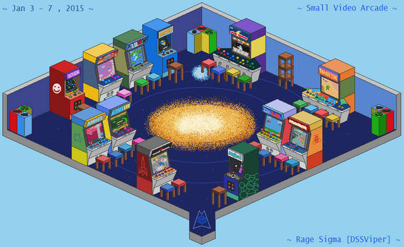 Small Video Arcade