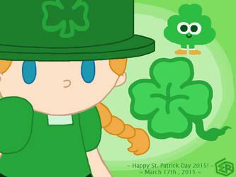 Happy St. Patrick's Day 2015 by Rage-DSSViper-Sigma