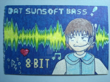 That Sunsoft Bass Addicted to my 8-bit Ears!