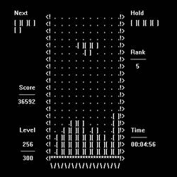 Tetris: The Grand Master - Electronica 60 Style