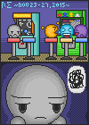 Emote - The Sad One at the Arcade by Rage-DSSViper-Sigma