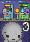 Emote - The Sad One at the Arcade by Rage-DSSViper-Sigma