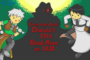 Castlevania: Circle of the Moon - 15th Anniversary by Rage-DSSViper-Sigma