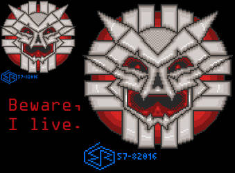 Sinister Star - Sinistar by Rage-DSSViper-Sigma