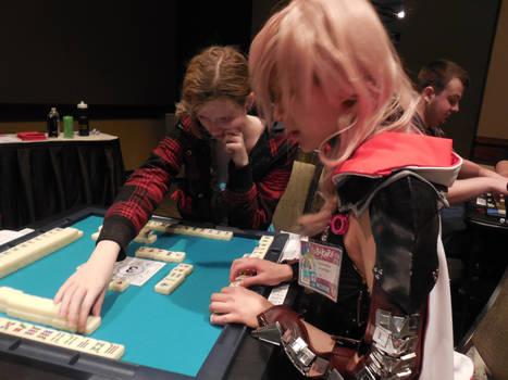 Lightning + Gambling = ?