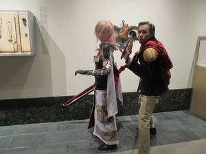Lightning Farron meets Jack