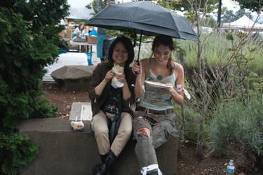 Lara x Sam - Sitting in the Rain