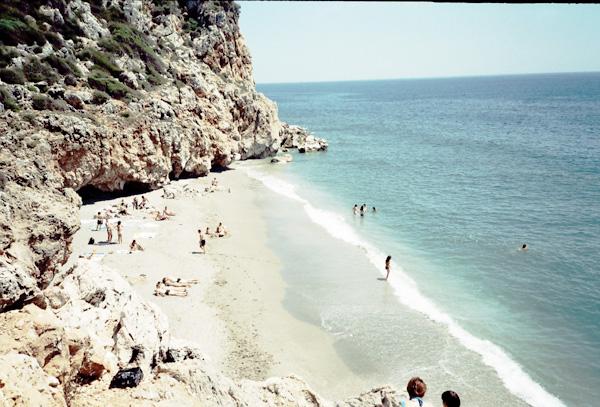 nice beach by smth-fresh